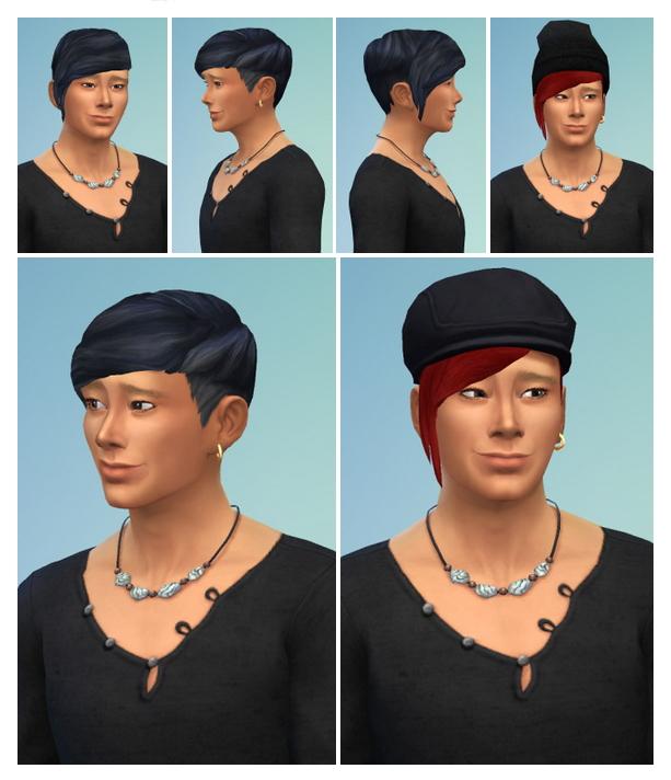 Long Bangs Man at Birksches Sims Blog image 6515 Sims 4 Updates