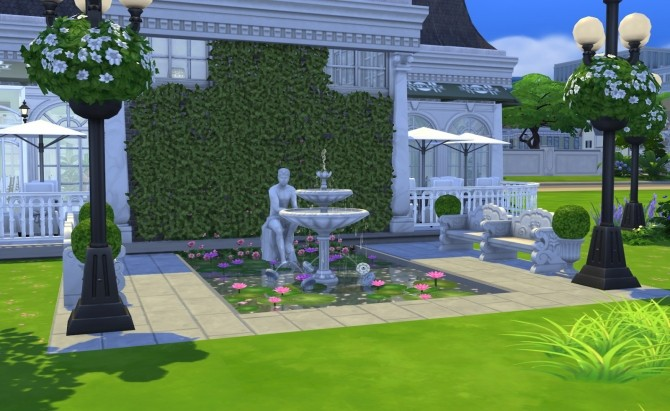 Romantic restaurant by Ilona at My little The Sims 3 World image 6611 670x411 Sims 4 Updates