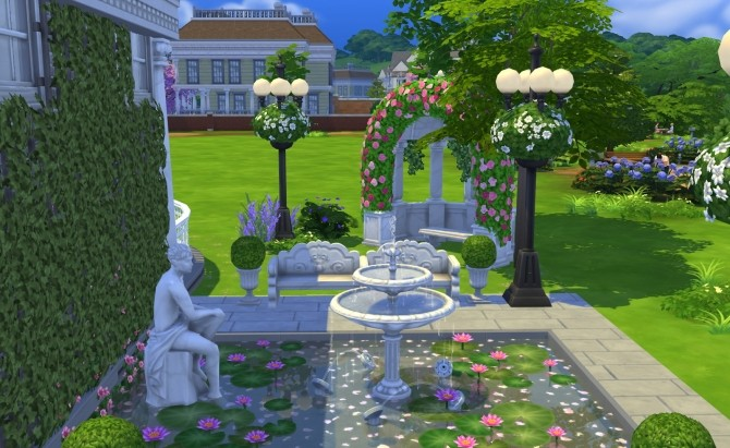 Romantic restaurant by Ilona at My little The Sims 3 World image 6711 670x411 Sims 4 Updates