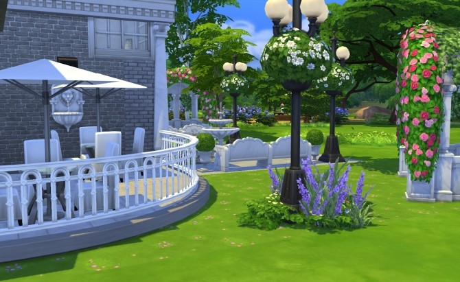 Romantic restaurant by Ilona at My little The Sims 3 World image 6812 670x411 Sims 4 Updates