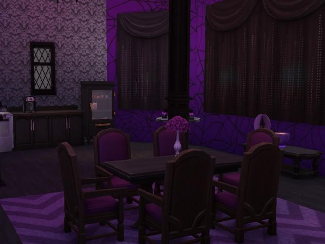 Sims 4 Vampire Castle NO CC at Tatyana Name