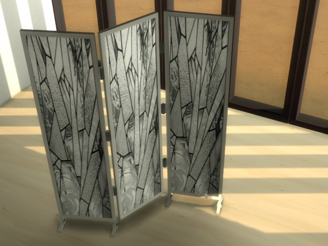 Sims 4 Jindann Room Divider by jindann at Mod The Sims
