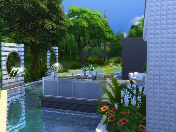 Modern Zirus house by Suzz86 at TSR image 7613 Sims 4 Updates