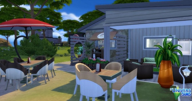 LEstivale restaurant by Sirhc59 at L'UniverSims image 7715 670x351 Sims 4 Updates