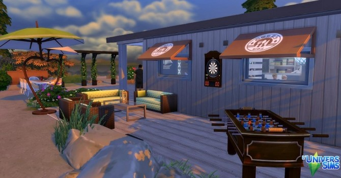LEstivale restaurant by Sirhc59 at L'UniverSims image 7814 670x351 Sims 4 Updates