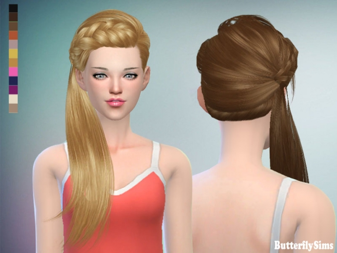 hair style photos free sims 4 new hair mesh downloads 187 sims 4 updates 187 page 21 8212