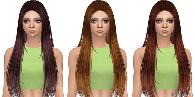 Sims 4 Raphael Hair Retexture at Simista