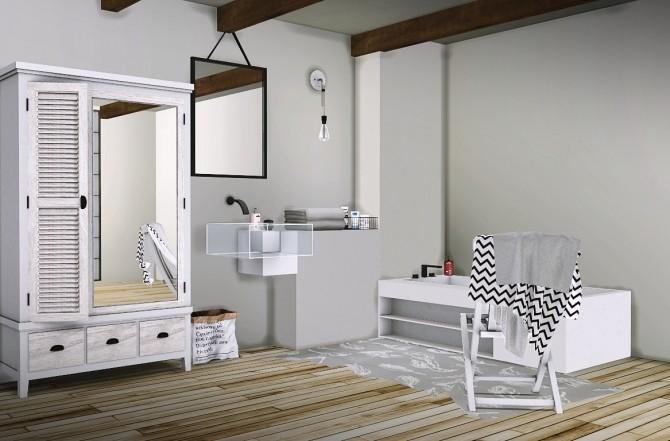 Ake Bathroom At Mxims 187 Sims 4 Updates
