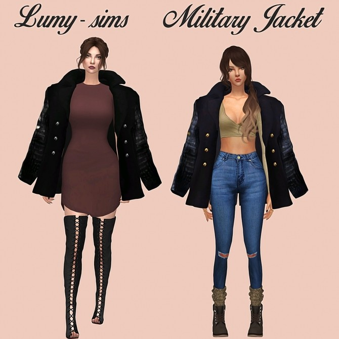 Followers Gift Part 2 At Lumy Sims 187 Sims 4 Updates