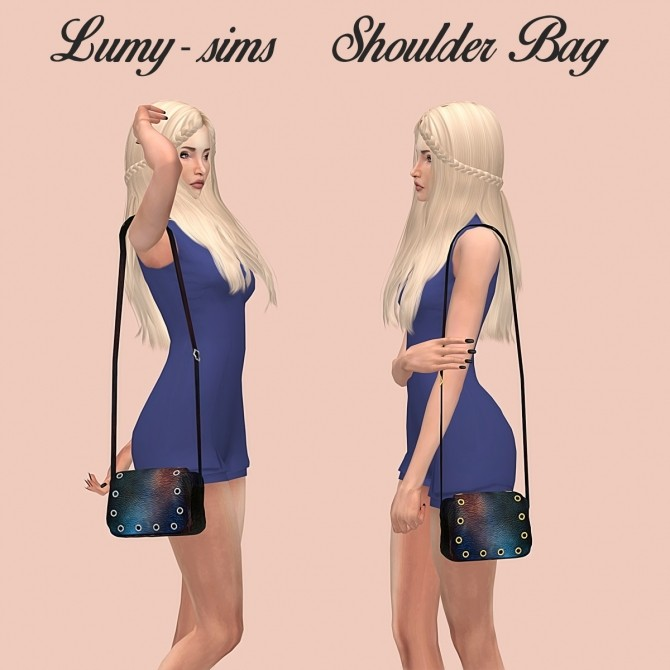 Sims 4 Followers Gift Part 2 at Lumy Sims