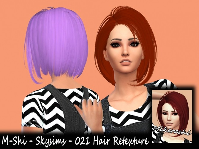 Skysims 021 Retexture at Mikerashi image 10614 670x503 Sims 4 Updates