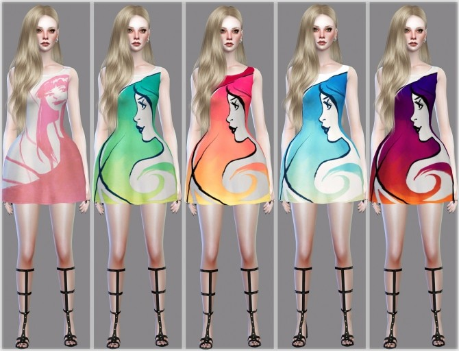 Dress and Skirt Summer Days at Jenni Sims image 1063 670x512 Sims 4 Updates