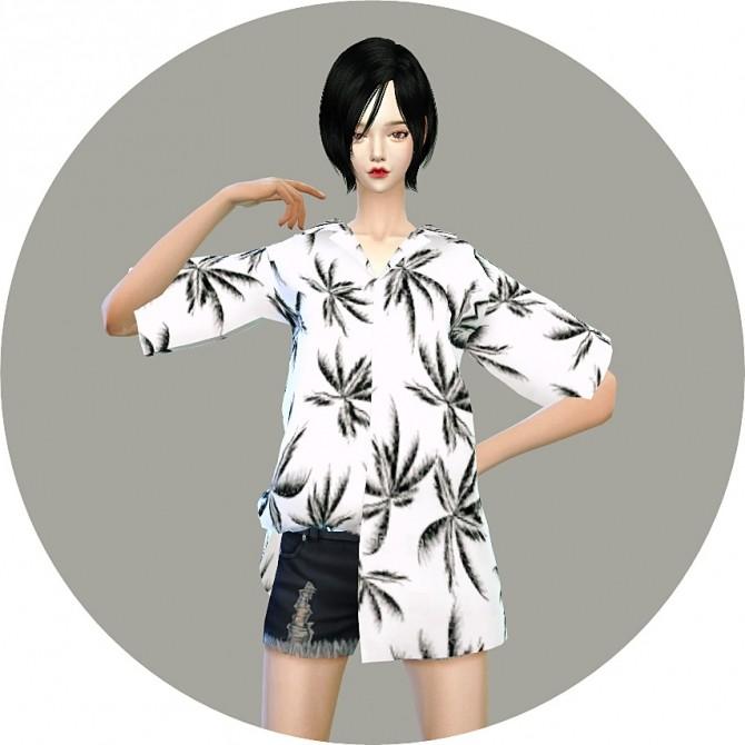 Hawaiian Shirts Unbalance at Marigold image 1066 670x670 Sims 4 Updates