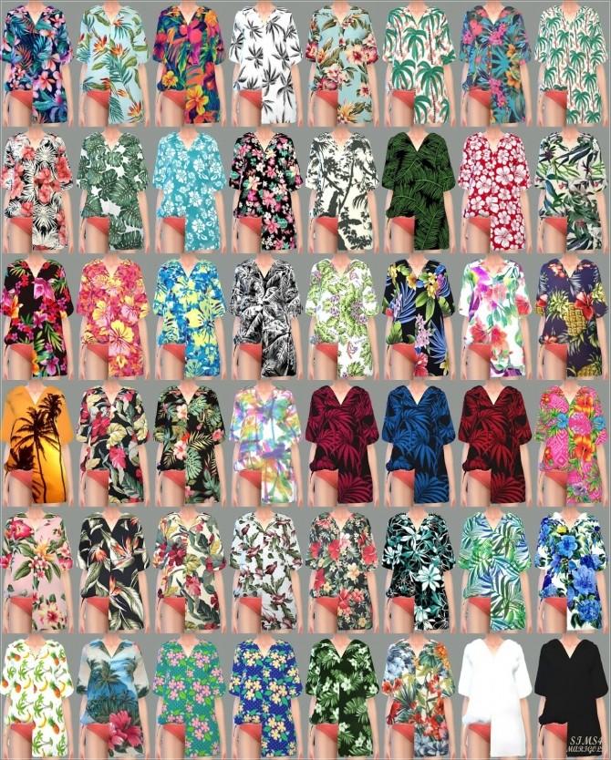 Hawaiian Shirts Unbalance at Marigold image 1076 670x834 Sims 4 Updates