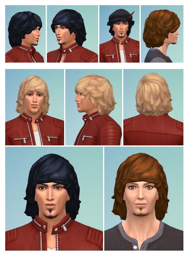 Wilderness Hair at Birksches Sims Blog image 11415 Sims 4 Updates