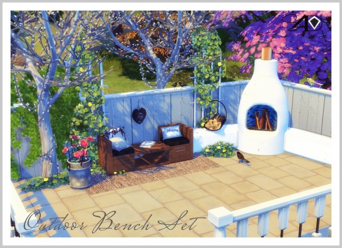 Sims 4 outdoor downloads sims 4 updates for Sims 4 exterior design