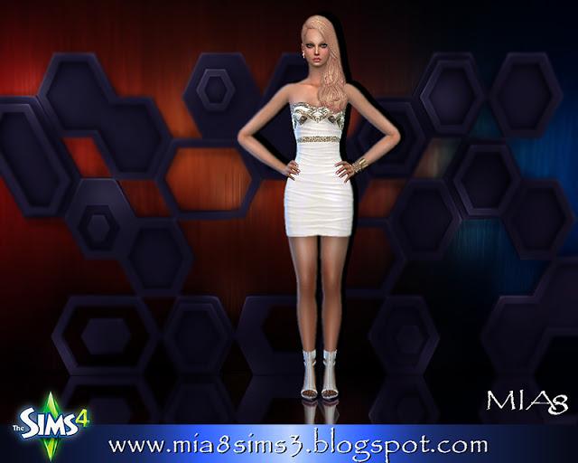 Sims 4 14 female poses #6 at MIA8
