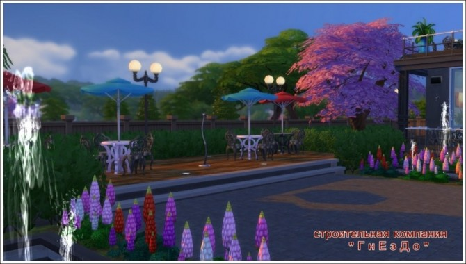 Sims 4 Zolla restaurant at Sims by Mulena