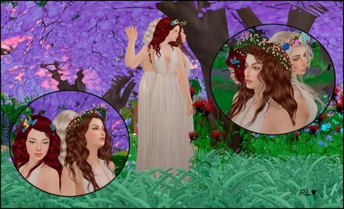 Sims 4 Group pose V2 at Rethdis love