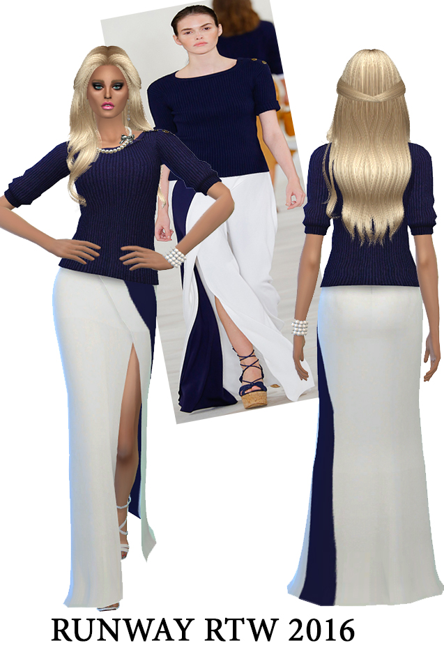 R.L. and sleepwear COLLECTION JUNE 2016 at Rhowc image 125 1 Sims 4 Updates