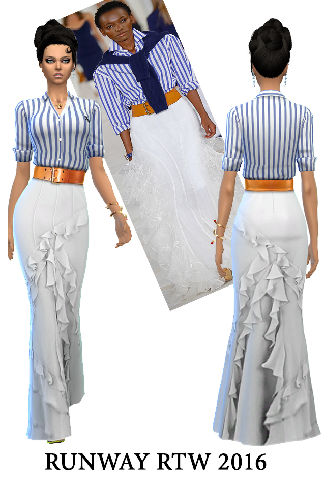 R.L. and sleepwear COLLECTION JUNE 2016 at Rhowc image 126 2 Sims 4 Updates