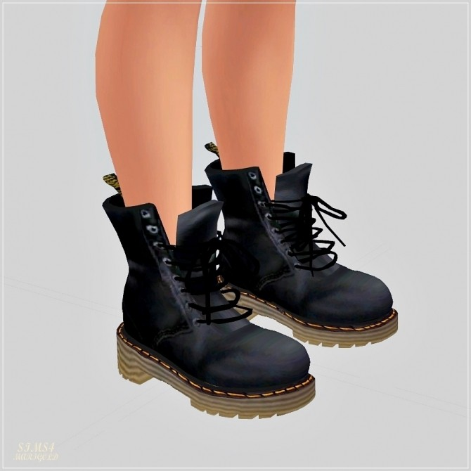 Male Combat Boots at Marigold image 13112 670x670 Sims 4 Updates