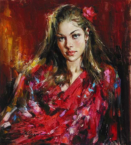 Captivating Woman Paintings 2 at Kyma Desingsims S4 image 13119 Sims 4 Updates