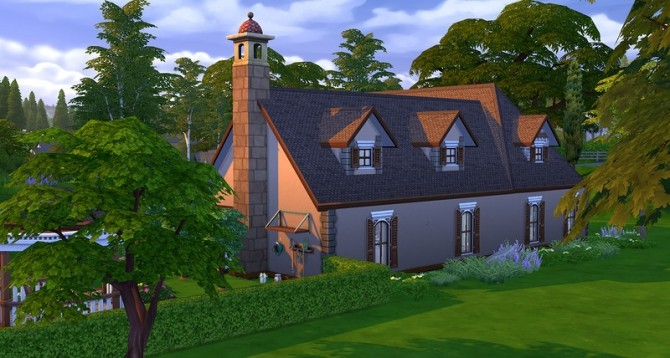 Cottage Anna by ihelen at ihelensims image 1312 670x358 Sims 4 Updates