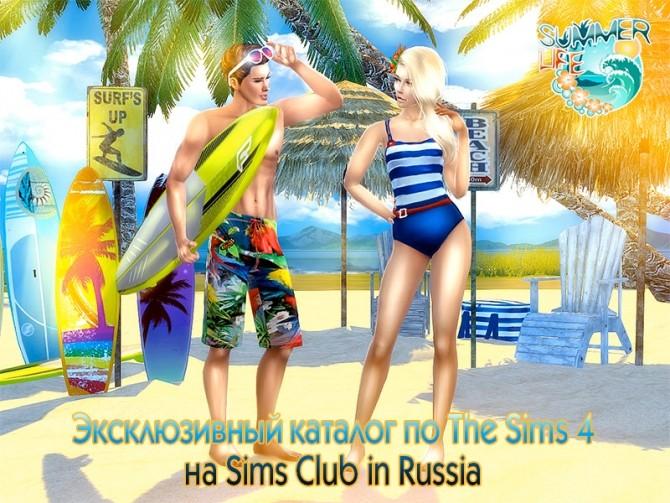 Summer Life set at Irink@a image 13512 670x503 Sims 4 Updates