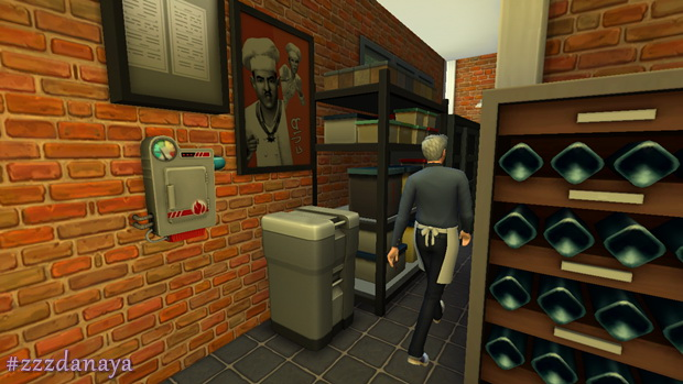 The Sixth Sense Restaurant by Zzz Danaya at ihelensims image 1352 Sims 4 Updates