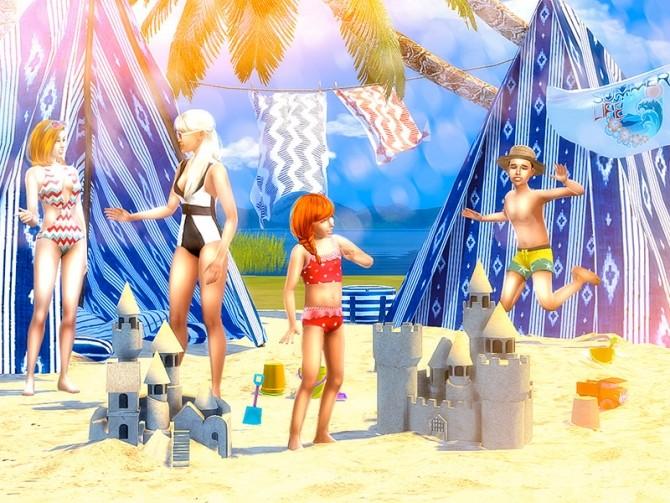 Summer Life set at Irink@a image 13611 670x503 Sims 4 Updates