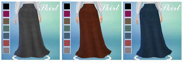 Edwardian Dress by Anni K at Historical Sims Life image 1389 Sims 4 Updates