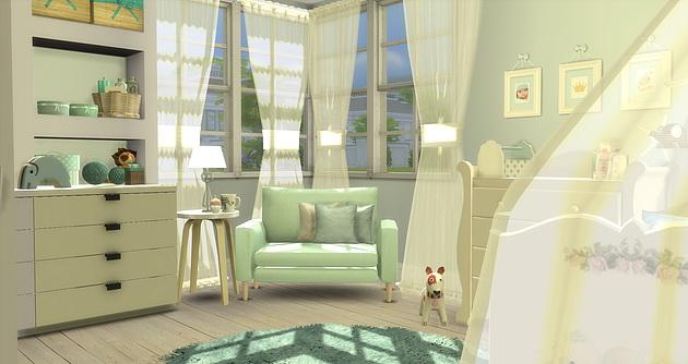 Tiny Boy Babyroom at Caeley Sims image 14011 Sims 4 Updates