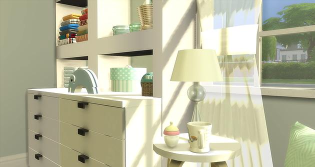 Tiny Boy Babyroom at Caeley Sims image 14310 Sims 4 Updates