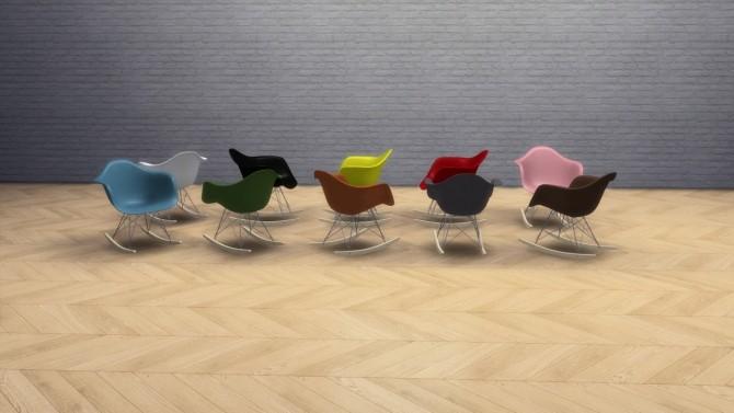 Sims 4 RAR Rocking Chair at Meinkatz Creations