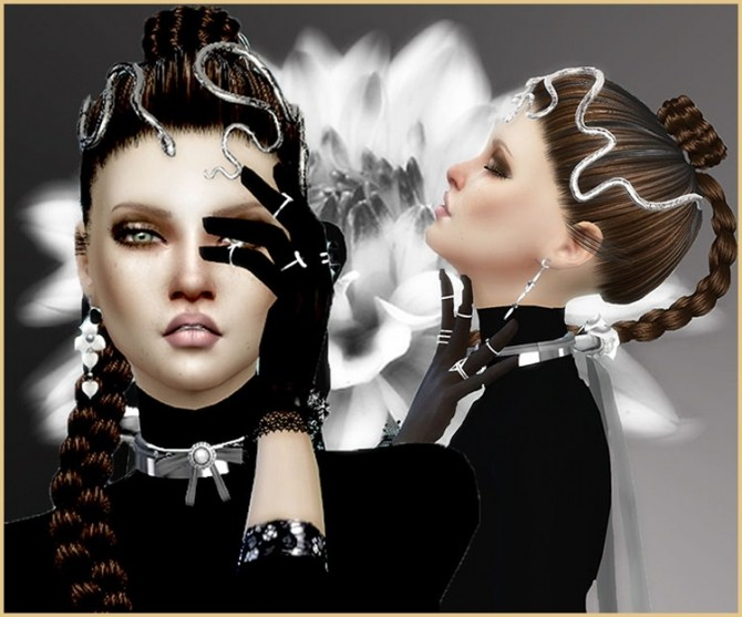 Sims 4 Deneb Styx by Mich Utopia at Sims 4 Passions
