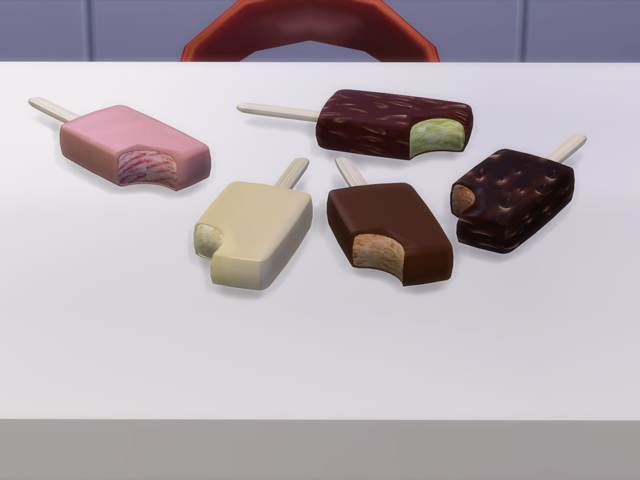 Sims 4 Ice Cream deco by Kresten 22 at Sims Fans