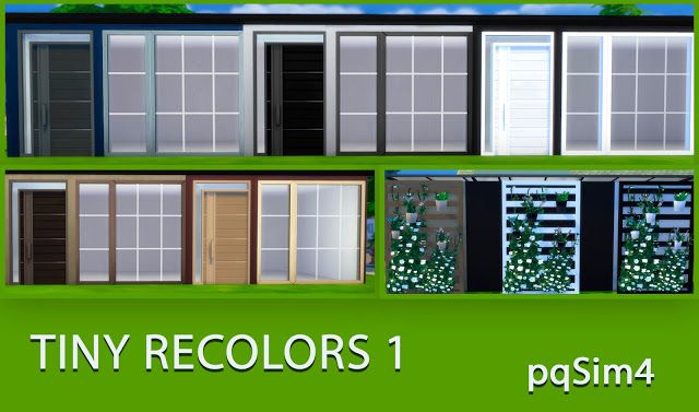Tiny Recolors 1 by Mary Jiménez at pqSims4 image 1622 Sims 4 Updates