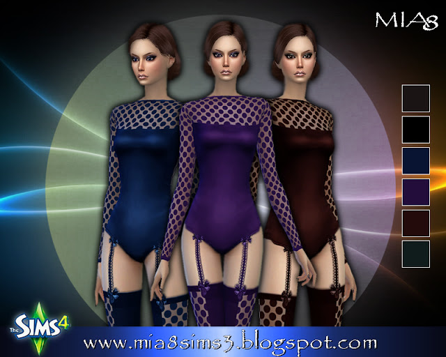 Bodysuits at MIA8 image 1665 Sims 4 Updates