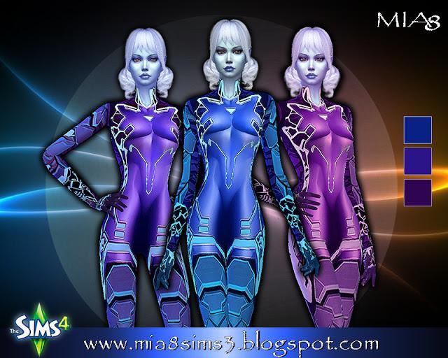 Sims 4 Bodysuits at MIA8
