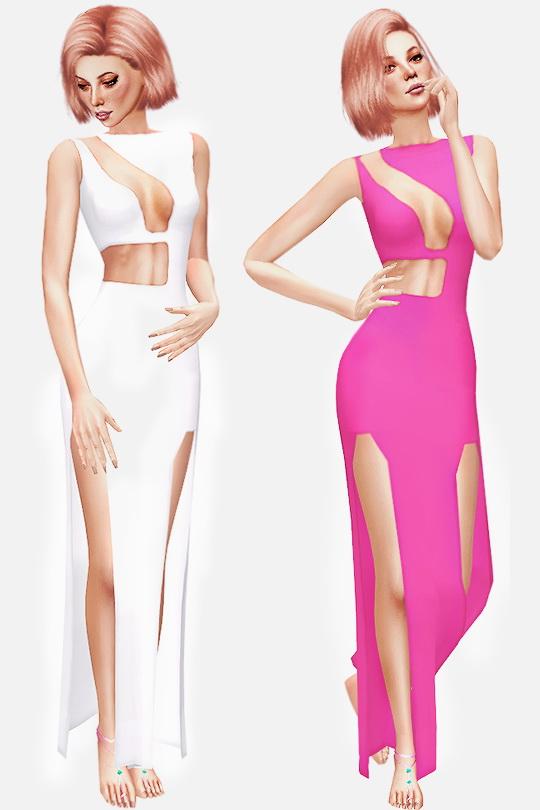 JADELYN DRESS at Leeloo image 1732 Sims 4 Updates