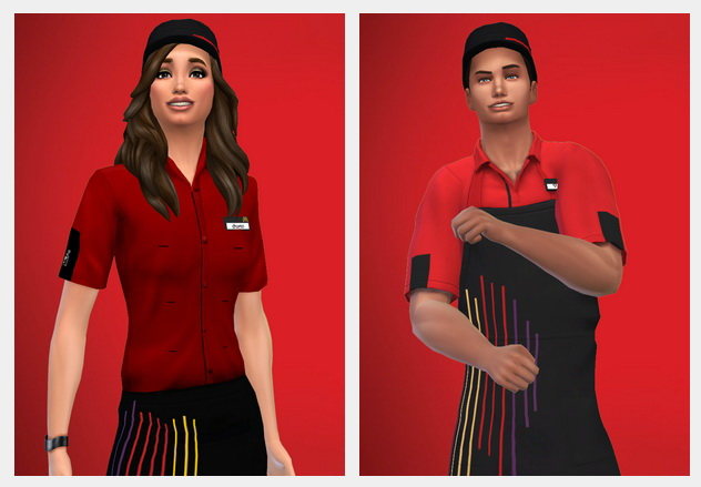 McDonald's Restaurant at RomerJon17 Productions image 1789 Sims 4 Updates