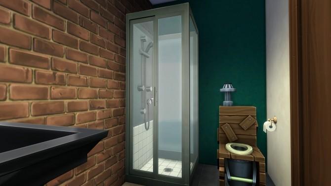 Sims 4 Parenthèse house at Fezet's Corporation