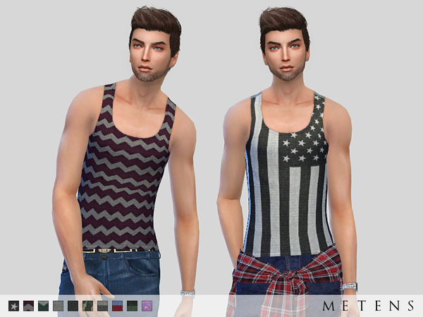Flash Tank by Metens at TSR image 1826 Sims 4 Updates