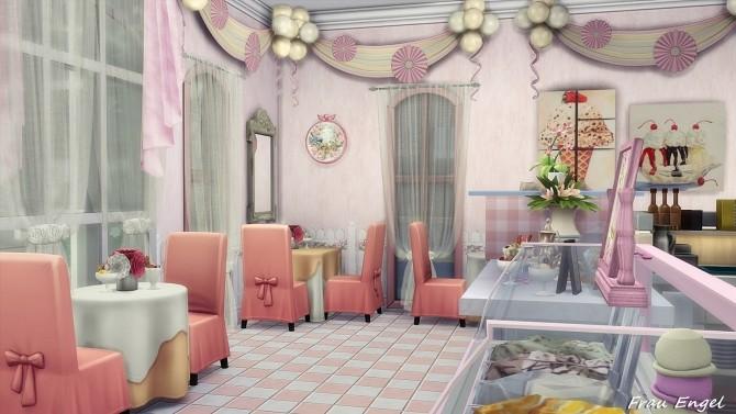 Ice Cream Cafe by Julia Engel at Frau Engel image 1864 670x377 Sims 4 Updates