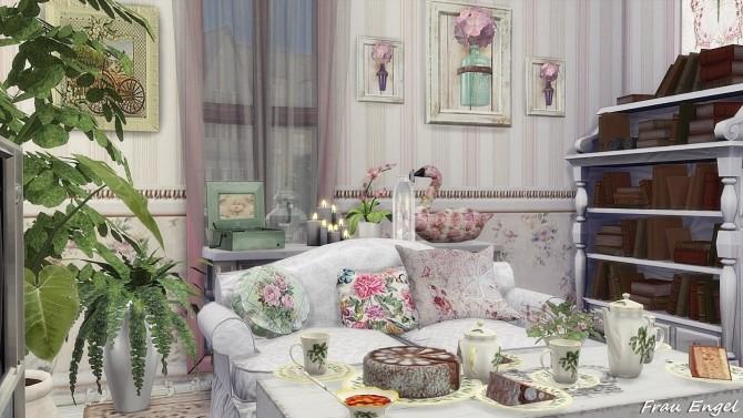 Ice Cream Cafe by Julia Engel at Frau Engel image 1904 670x377 Sims 4 Updates