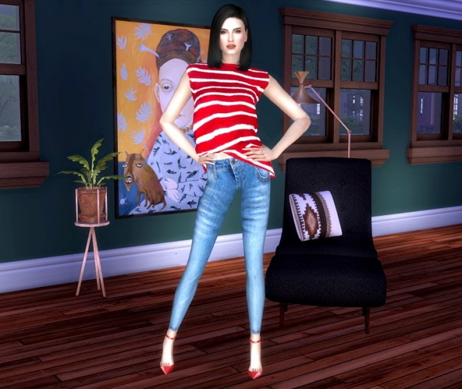 Sims 4 Nichole at Oopsie's Sims