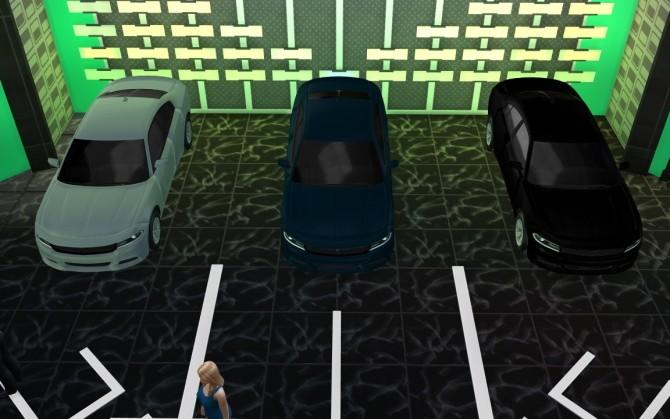 Sims 4 Dodge Charger at LorySims