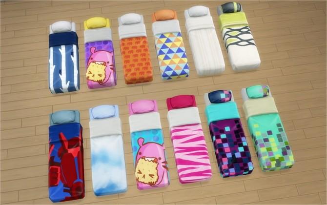 Beddy Bye Bed Frame & Mattresses at Veranka image 2182 670x420 Sims 4 Updates