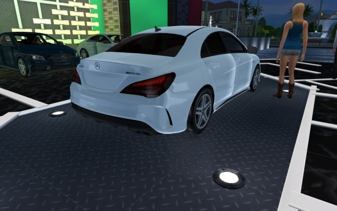 Mercedes Benz CLA Class at LorySims image 2184 670x419 Sims 4 Updates